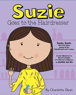 Suzie goes to the Hairdresser